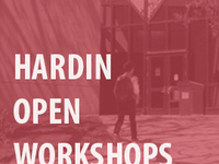Hardin Open Workshops - Systematic Reviews - Nuts & Bolts of a Systematic Review