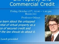 Law + Technology: BitProperty and Commercial Credit