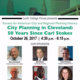 Levin College Forum: City Planning in Cleveland: 50 Years Since Carl Stokes