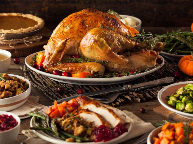 Chef-Curated Thanksgiving Feast