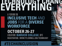 Technology Changes Everything: Innovating to Include People of All Abilities in a More Diverse Workforce