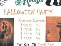 Halloween Party @ Kelly's Restaurant and Lounge