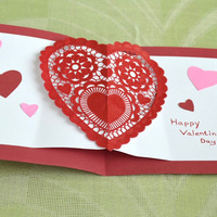 Valentine's Day Story Time and Craft