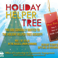 Pull Tags for the Holiday Helper Tree!