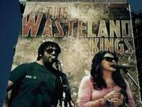The Wasteland Kings - live music @ Club Sapolil
