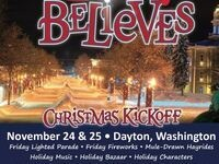Lighted Christmas Kickoff Parade & Fireworks Spectacular @ Downtown Dayton