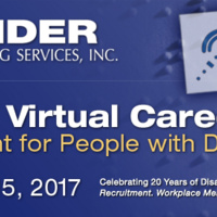 Bender Virtual Career Fair - Employment for People with Disabilities