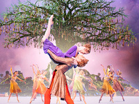"""The Winter's Tale"" (Royal Ballet) - live cinema@ Gesa Power House Theatre"