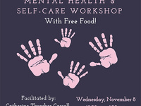 Take Care of You! Mental Health & Self-Care Workshop