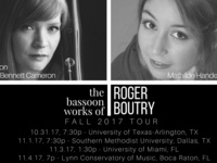 The Bassoon Works of Roger Boutry