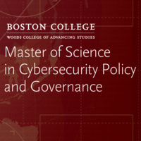 2nd Anniversary Celebration for the Master of Science in Cybersecurity Policy & Governance Program