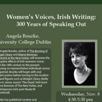Women's Voices, Irish Writing: 300 Years of Speaking Out