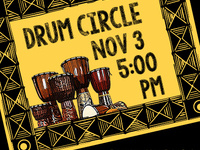 Monthly Drum Circle for Peace