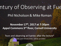 A Century of Observing at Fuertes