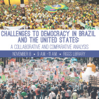 Challenges to democracy in Brazil and the United States: A collaborative and comparative analysis