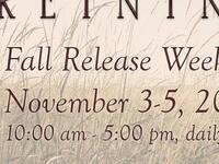 Fall Release Weekend @ Reininger Winery