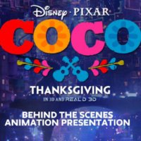 Behind-the-scenes animation presentation with Disney story artist Adrian Molina