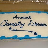 Dept. of Chemistry & Biochemistry Annual Dinner Meeting