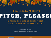 Pitch, Please! - Editors Explain What They Look For In A Story Pitch