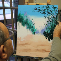 Painting - Adults in the Arts