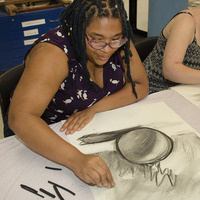 Drawing - Adults in the Arts