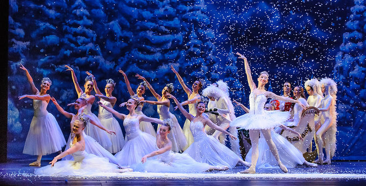"Foothills Dance Conservatory Presents ""The Nutcracker"