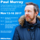 Reading & Conversation with Paul Murray