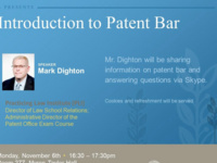 Patent Bar Review Presentation