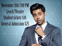 SUB Presents: Hasan Minhaj