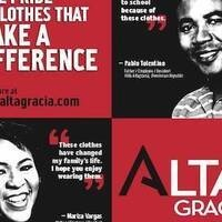 Alta Gracia's Living Wage Apparel, a marketing research presentation