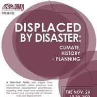 Displaced by Disaster: Climate, History, and Planning