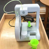 Amazon STEM Series: Intro to 3D Printing