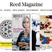 Reed Magazine Launch Party