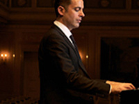 CU Music presents a master class with guest pianist Amir Katz