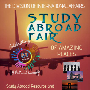 International Education Week 2017: Study Abroad Fair