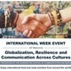 Globalization, Resilience, and Communication Across Cultures