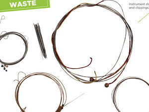 Ithaca Music Store Hosts Recycling/Restringing Event