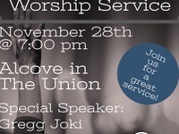 CRAVE Worship Service