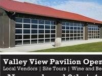 Valley View Pavilion Open House & Ribbon Cutting @ Wine Valley Golf Club