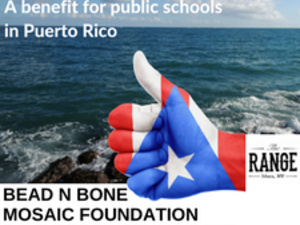 Give Thanks! A benefit for public schools in Puerto Rico