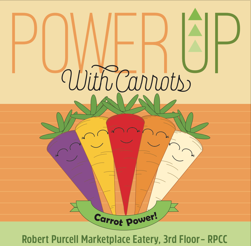 Power Up with Carrots