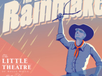 "Auditions for ""The Rainmaker"" @ Little Theatre of Walla Walla"