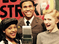 "Theatre and Dance and WFWM Public Radio: ""World War II Radio Christmas"""