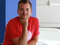 Mike Draper, Founder and Owner, RAYGUN