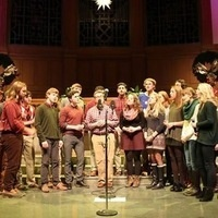 An A Cappella Christmas with Chi Rho and Minor Variation
