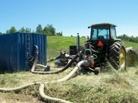 Managing Dairy Manure Systems: Sharing Experiences of Farmers and Engineers