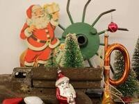 Holiday Open House @ Shady Lawn Antiques