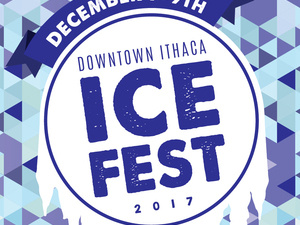 2017 Downtown Ithaca Ice Fest