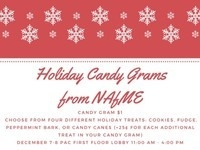Holiday Candy Grams from NAfME!