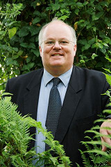 """How botanic gardens are countering the  global loss of biodiversity"" - Dr. Peter Wyse Jackson"